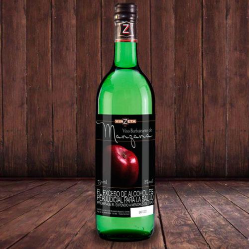 vino-burbujeante-de-manzana