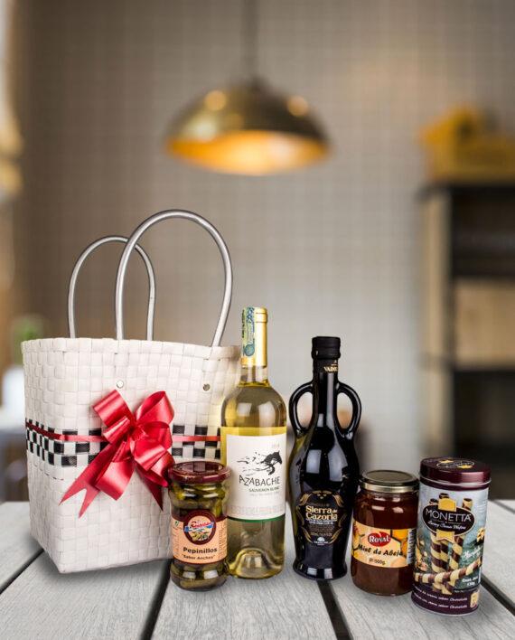 Ancheta Premium con Vino Azabache Reserva