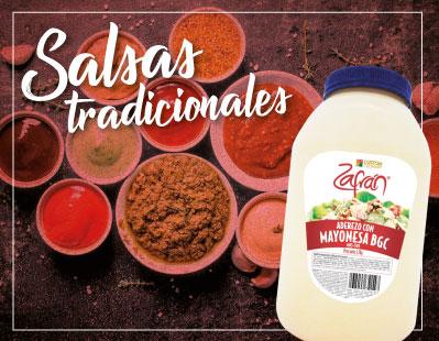 Salsas Tradicionales